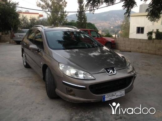 Peugeot in Berqayel - بيع او داكيش على بوسطة
