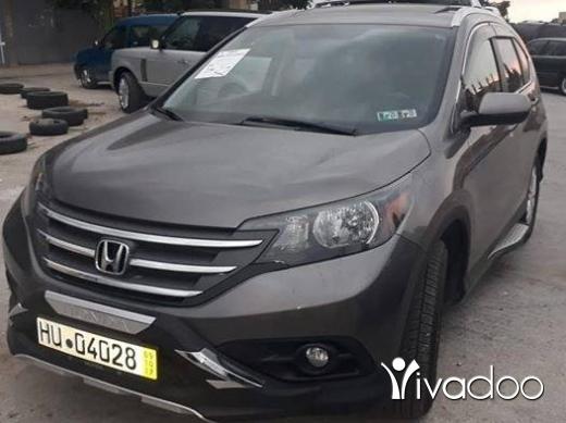 Honda in Beirut City - Crv exl 2013 akkar