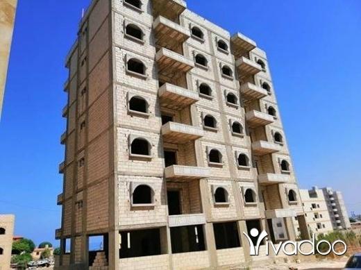 Apartments in Tripoli - شقق قيد الانشاء