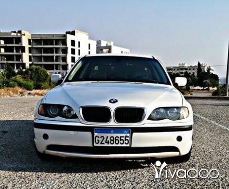 BMW in Tripoli - للبيع بام نيوبوي موديل 2004 325 مفولة من كلشي ولا رنة سيارة حلوة مالك واحد مكيف تلج مدفوع 2019