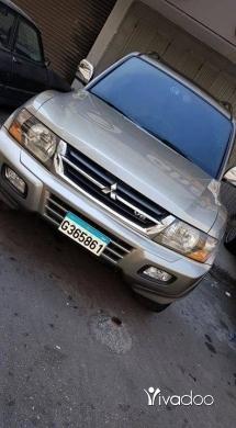 Mitsubishi in Tripoli - Montero 2002 ma 3aleh wala seni mikanik