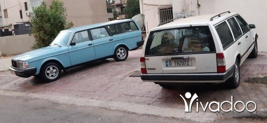 Volvo in Beirut City - Volvo station for sale فولفو للبيع