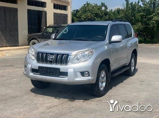 Toyota in Zgharta - Prado TX-L 2012 /Black interior