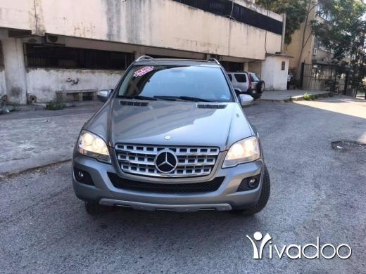 Mercedes-Benz in Port of Beirut - mercedes ml