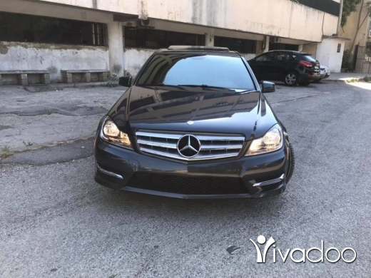 Mercedes-Benz in Port of Beirut - mercedes