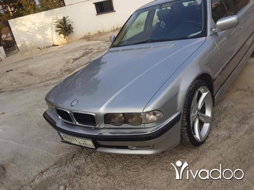 BMW in Choueifat - للبيع بي ام 728 موديل 2000 مفولي 6 سلندر