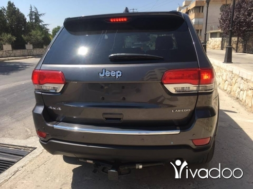 Jeep in Beirut City - Grand cherokee