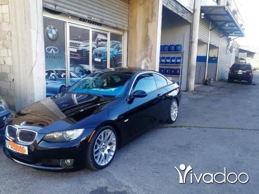 BMW in Beirut City - BMW e black