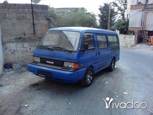Vans in Nabatyeh - Van mazda E2000 1995