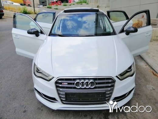 Audi in Beirut City - Audi A3 Quattro S Line