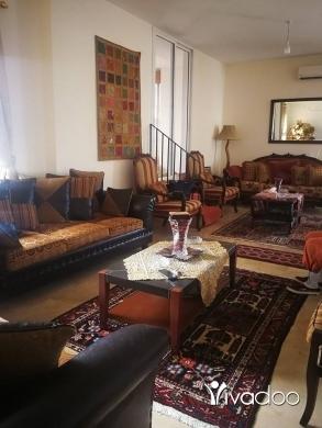 Apartments in Barsa - شقة مفروشة للبيع في منطقة ابي سمرا المنار