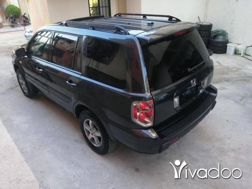 Honda in Deir Ammar - هونداة مودال 2006 انقاد