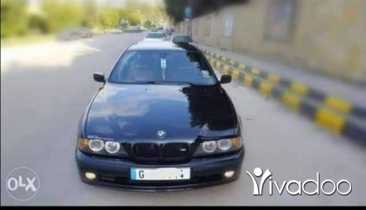 BMW in Beirut City - E39 523i model 98 look 2003