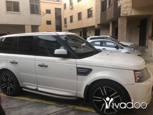 Land Rover in Beirut City - Range rover sport super charged 2010