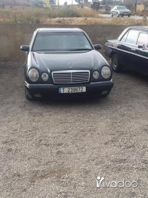 Mercedes-Benz in Halba - ام عيون 96دفترجديدماعليهاميكانيك