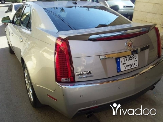 Cadillac in Beirut City - Cadillac CTS 2008 انقاض clean carfax excellent