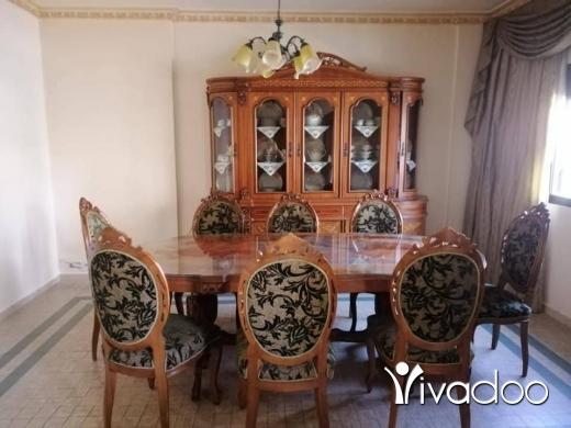 Apartments in Tripoli - شقة مفروشة الطرابلس الميئتان مجهزة من كلشي