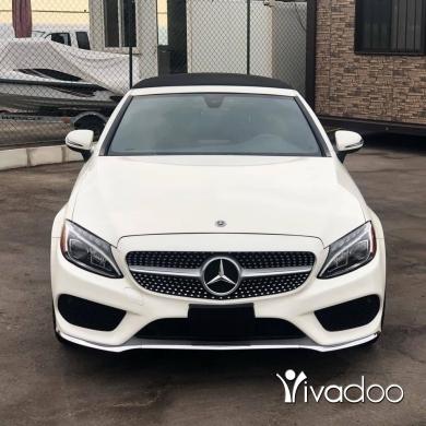 Mercedes-Benz in Port of Beirut - mercees c