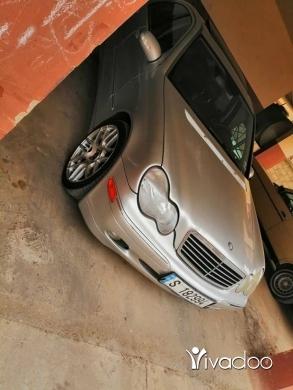 Mercedes-Benz in Tripoli - C320 2001