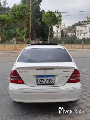 Mercedes-Benz in Saida - Marcedes C240 2001