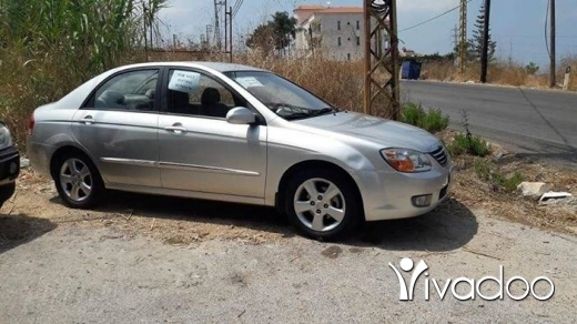 Kia in Dbayeh - Kia Cerato ex 2008 in mint condition