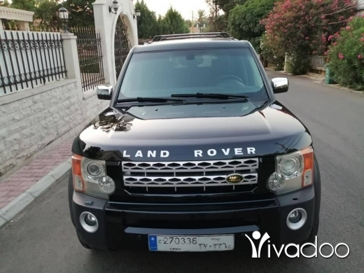 Land Rover in Zgharta - Lr3 m9d 2007 V8