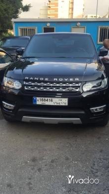 Rover in Beirut City - Range rover sport model 2014 masdar shirke