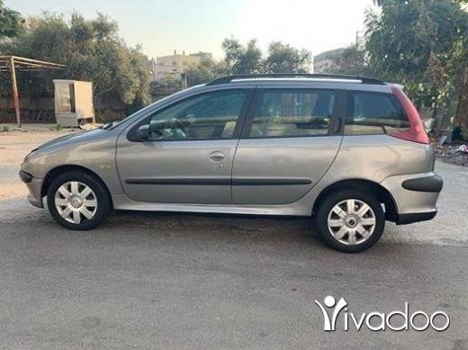 Peugeot in Beirut City - ٢٣٠٠$ - واتس أب ٧٦/٨٩١٤٥٩