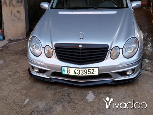 Mercedes-Benz in Minieh - e500 2003