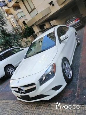 Mercedes-Benz in Beirut City - CLA 250 MODEL( 2015) SUPER CLEAN CAR