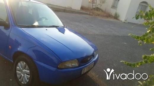 Ford in Tripoli - فورد فيستا