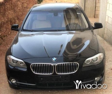BMW in Saadnayel - Bnw mod 2011 528 V6 agnabeye.امكانية الفحص بالكامل.٧٠٤٥٥٤١٤