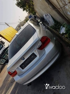 BMW in Beirut City - Bmw silver Model 2007 Serie 328i