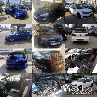 Volkswagen in Bouchrieh - Golf R available now