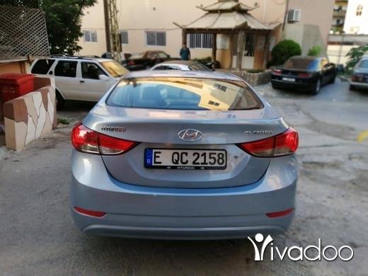 Hyundai in Deir Ammar - هونداي النترا مودال 2012