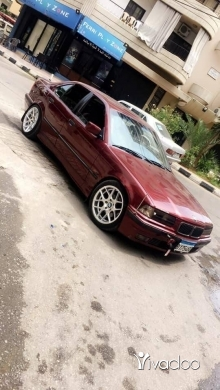 BMW in Tripoli - bmw boy e36