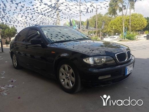 BMW in Sour - New boy 325 2002