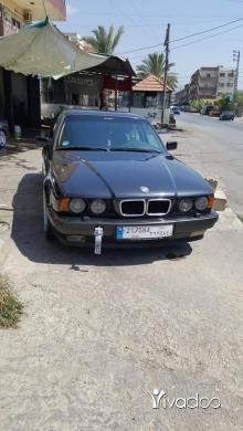 BMW in Baalback - Baalbick / doures