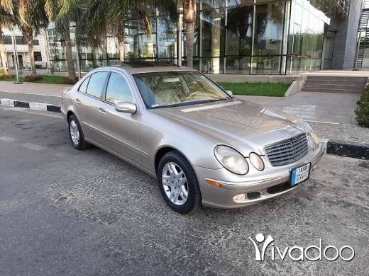 Mercedes-Benz in Tripoli - مرسيدس إيه 320 شركة جديدة