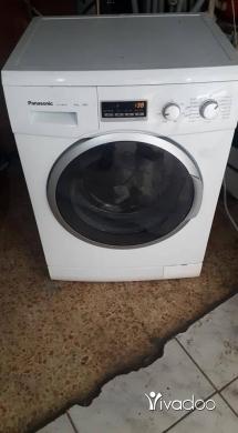 Washing Machines in Beirut City - غسالة 8 كيلو 1400 برمة مكفووولة