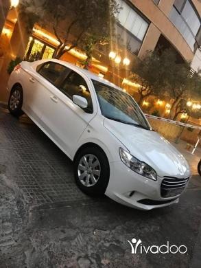 Peugeot in Beirut City - بيجو 301 موديل 2014