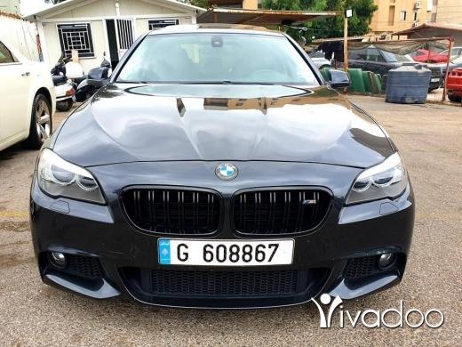 BMW in Beirut City - 2011 bmw F10 528i M sport pkg