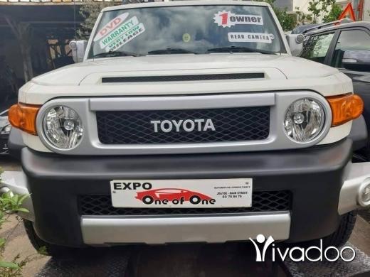 Toyota in Bouchrieh - Toyota FJ Cruiser 2017