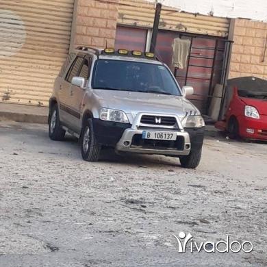 Honda in Port of Beirut - جيب