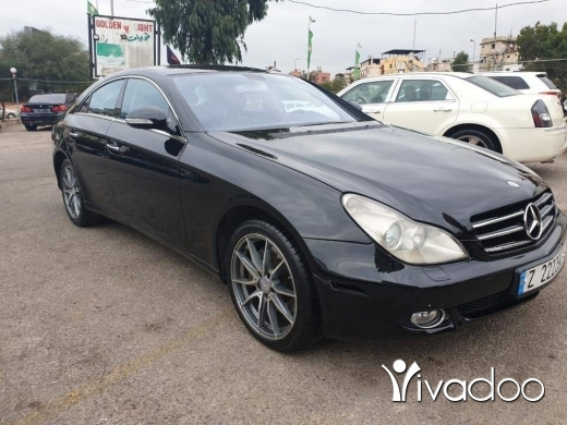 Mercedes-Benz in Beirut City - Cls500 2006