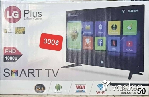 Other TV, DVD & Video in Beirut City - شاشة LG plus