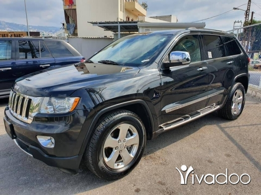 Jeep in Port of Beirut - Grand cherokee 2011