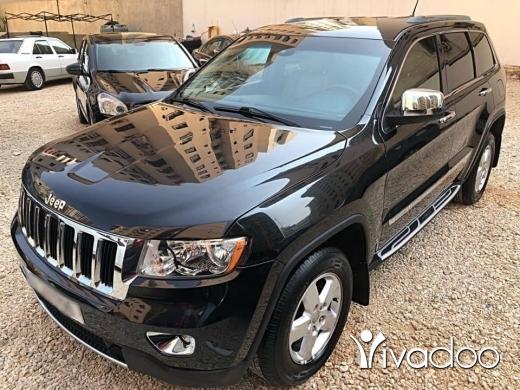 Jeep in Tripoli - جراند شيروكي موديل ٢٠١١