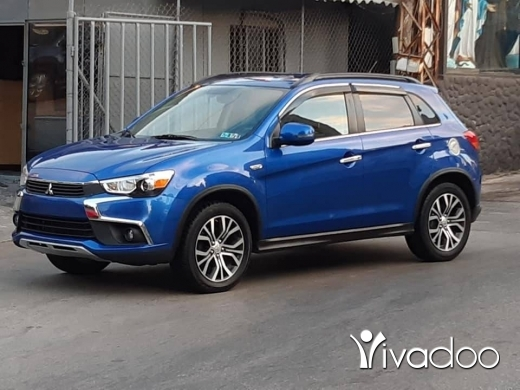 Mitsubishi in Port of Beirut - Mitsubishi outlander sport sel