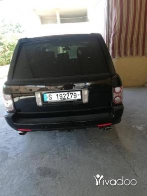 Rover in Sarafande - Rover vouge 2003